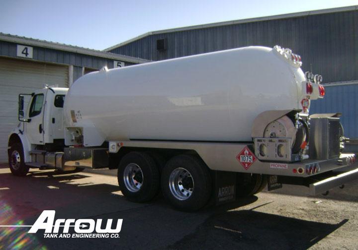 Used Trucks Mn >> Propane trucks | Arrow Tank & Engineering
