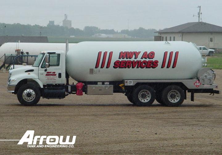 Cargo Trucks For Sale >> Propane trucks | Arrow Tank & Engineering